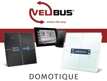 Domotique VELBUS